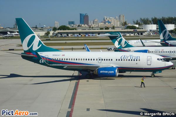 Boeing 737-76N  (AirTran)