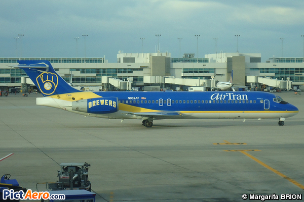 Boeing 717-231 (AirTran)