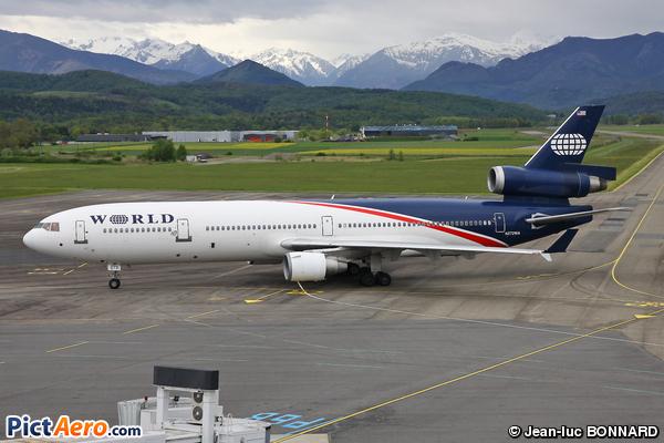 McDonnell Douglas MD-11 (World Airways)