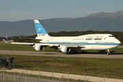 Boeing 747-469M (9K-ADE)
