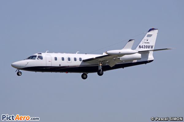 Israel IAI-1124 A Westwind (Reliance Worldwide Corporation)