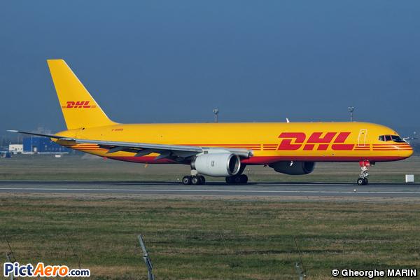 Boeing 757-236/SF (European Air Transport)