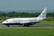 Boeing 737-2T5/Adv (TN-AIX)