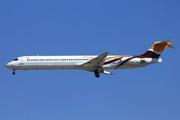 McDonnell Douglas MD-83 (DC-9-83) (UR-BXN)