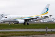 Airbus A318-112CJ Elite (HB-IPP)