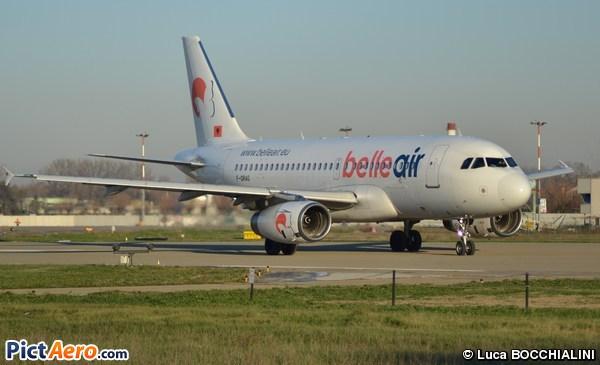 Airbus A319-132 (Belle Air)