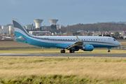 Embraer- ERJ190BJ (CN-SHS)