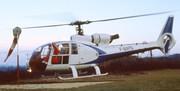 Aérospatiale SA-341G (F-BXPG)