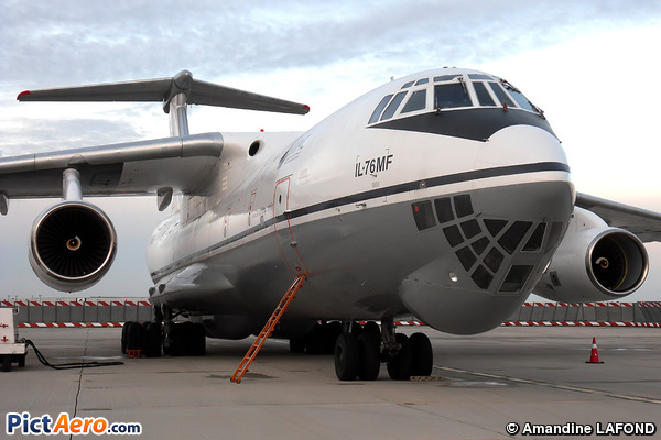 Iliouchine Il-76MF (Jordan International Air Cargo)