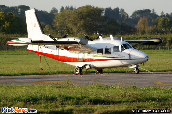 Piaggio P-166C (Untitled)