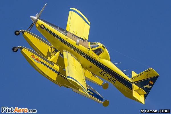 Air Tractor AT-802A Fire Boss (Avialsa)
