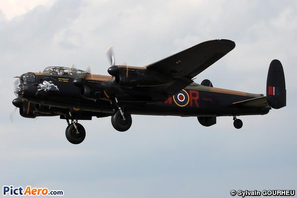 Avro Lancaster B1 (United Kingdom - Battle of Britain Memorial Flight (BBMF))