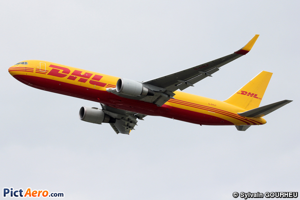 Boeing 767-3JHF/ER (DHL Cargo)