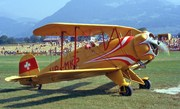 Bücker Bu-133C Jungmeister (HB-MKP)