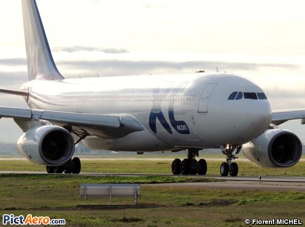 Airbus a330 243 c ggts xl airways par florent michel for Airbus a330 xl airways interieur