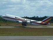 Boeing 747-446/BCF (N745CK)