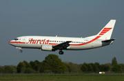 Boeing 737-35B (LY-SKA)