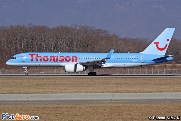 Boeing 757-236/WL (Thomson Airways)