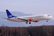Boeing 737-405 (LN-BRI)