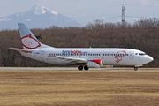 Boeing 737-3Q8 (G-OBMP)