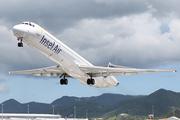 McDonnell Douglas MD-82 (DC-9-82) (PJ-MDE)