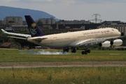 Airbus A340-213X (HZ-HMS2)