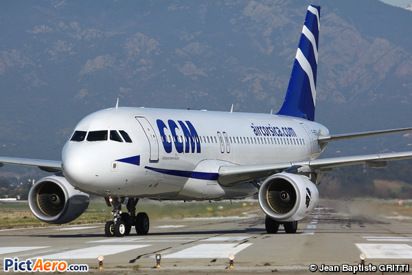 Airbus A320-216/WL (CCM Airlines)