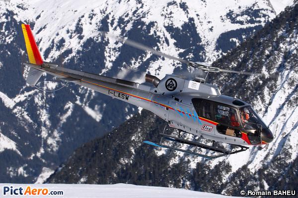 Aérospatiale AS-350 B3 Ecureuil (Heliwest)