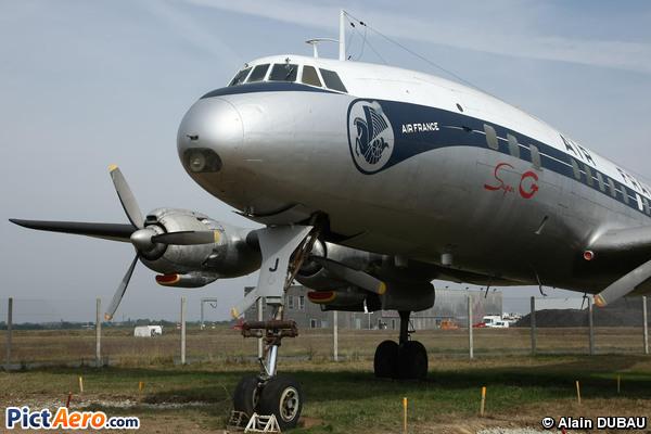 Lockheed L-1049C Super Constellation (Air France)