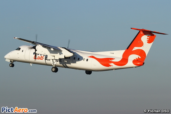 DHC-8-314 (Air Inuit Ltd. / Air Inuit Ltée.)