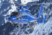 Eurocopter AS-365N-2 Dauphin 2 (HB-XQW)