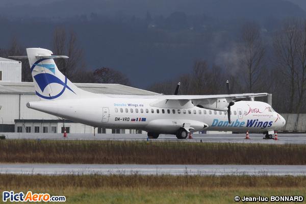 ATR 72-102 (Danube Wings)