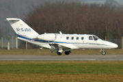 Cessna Citation Jet1 (G-CJDB)