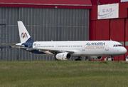 Airbus A321-231 (SU-TCD)