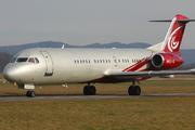 Fokker 100 (F-28-0100) (OE-IID)