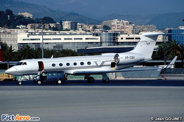 Gulfstream Aerospace G-V Gulfstream V (TAK Aviation)