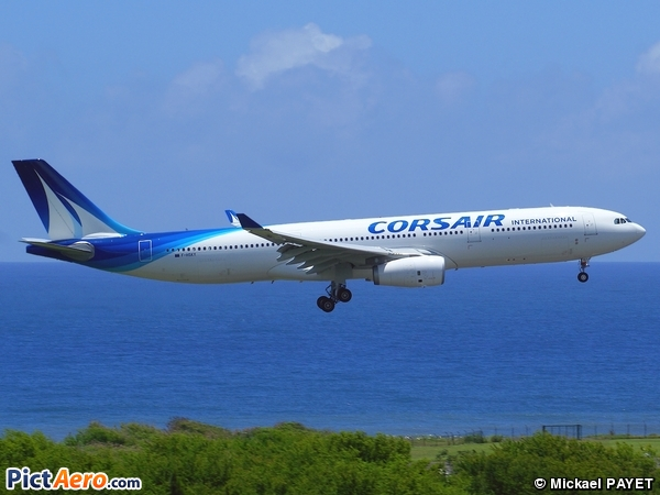 Airbus A330-343X (Corsair International)