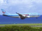 Boeing 747-422 (F-HLOV)