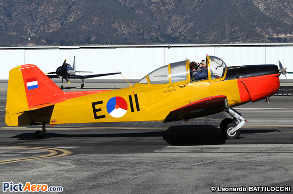 Fokker S-11 Instructor (HEATHCOAT CLIFFORD H)