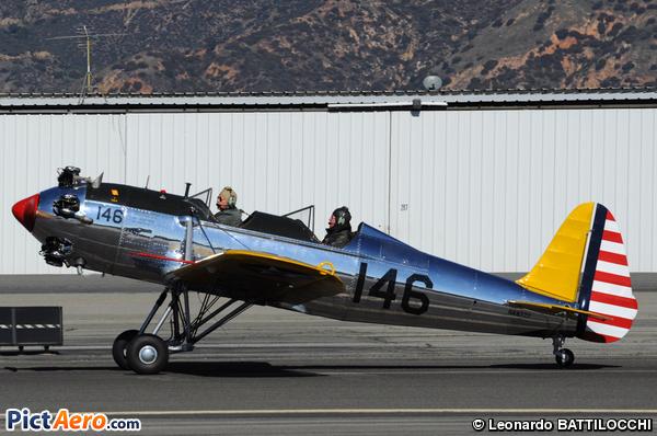 Ryan PT-22A Recruit (FREEDMAN Michael	)
