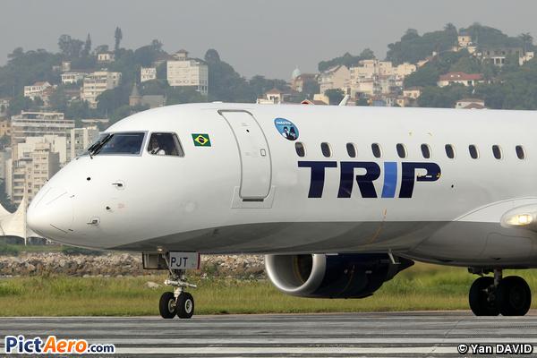Embraer ERJ-190-100LR 190LR  (TRIP Linhas Aéreas)