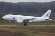 Airbus A319-115X/CJ (9H-ALX)