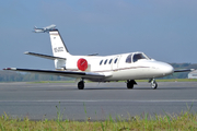 Cessna 501 Citation I/SP (SE-DEZ)