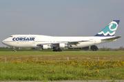 Boeing 747-312 (F-HJAC)
