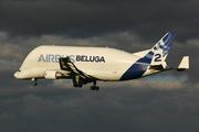 Airbus A300-600ST Beluga