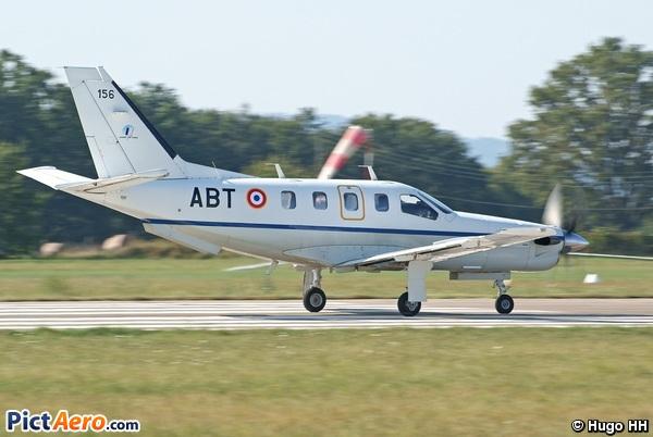 Socata TBM-700B (France - Army)