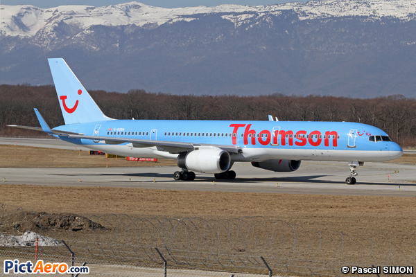 Boeing 757-2G5 (Thomson Airways)