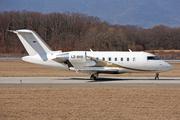 Canadair CL-600-2B16 Challenger 605 (LZ-BVD)