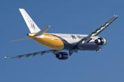 Airbus A300B4-605R (G-MONS)