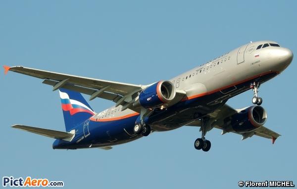 Airbus A320-214 (Aeroflot)
